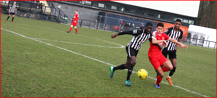 Northwood take a point at Tooting